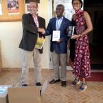 Donations de livres en anglais pour la Bibliothéque